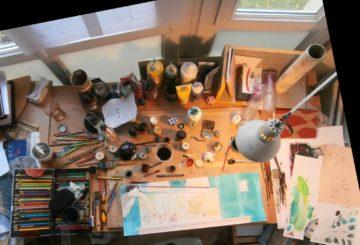 Jérôme Peyrat atelier